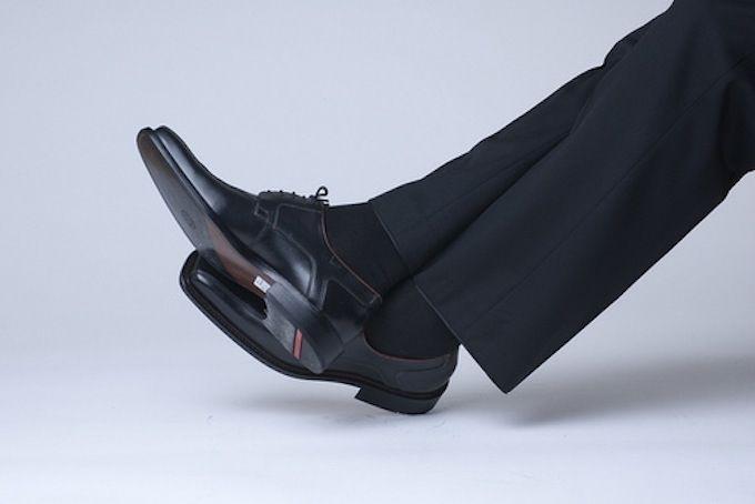 3.gunakan Kaos Kaki Berwarna Gelap Untuk Menggunakan Sepatu Pantofel