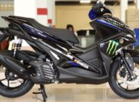 Yamaha Aerox 155 Vva R Version Monster