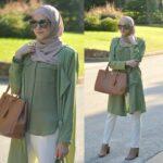 Hijab Modern untuk Tren Masa Kini anak Muda